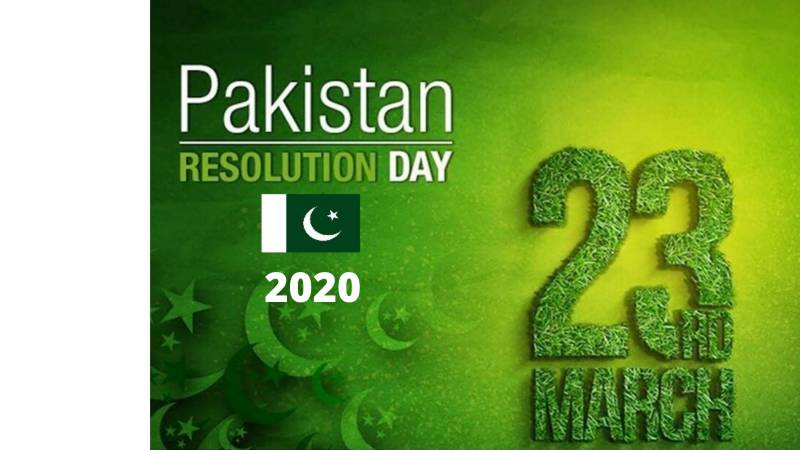 Pakistan Day in the Year 2020