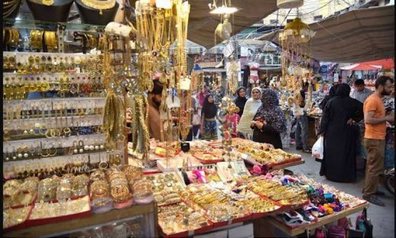 Lahore's jewellers close markets, shops for one week