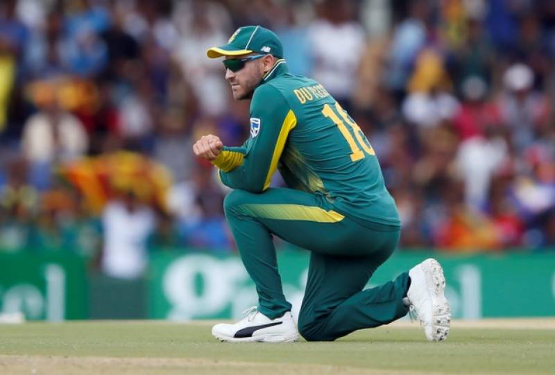 Du Plesses in, Steyn out of Cricket South Africa's contract list