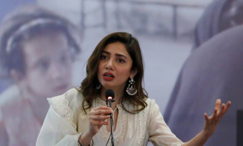Mahira Khan urges people to support underprivileged