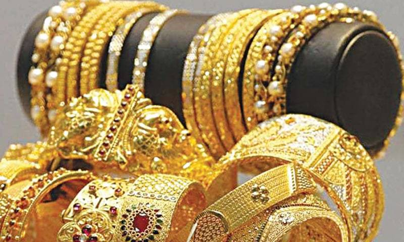 Gold prices hit another record high in Pakistan