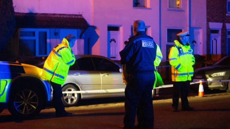 N Ireland man arrested for coughing on police officers