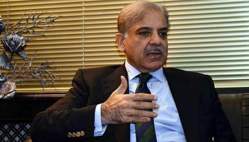 Shehbaz comes up with proposals to keep food, medicine supplies going