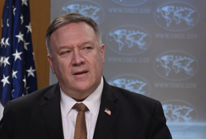 Pompeo's attack on Chinese virus campaign falls on deaf European ears
