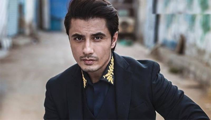 Ali Zafar donates Rs2m to help daily wagers affected by coronavirus