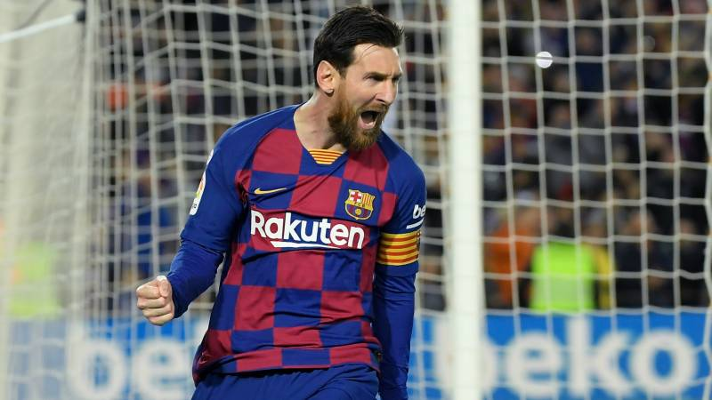 Messi criticizes Barca after pay cut