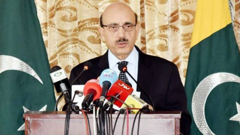 Indian army presence in IoK more dangerous than Covid-19: Masood Khan