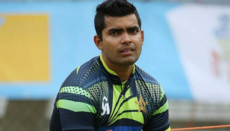 Umar Akmal submits reply to PCB in fixing scandal case