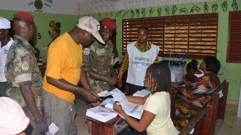 US casts doubt on credibility of Guinea referendum