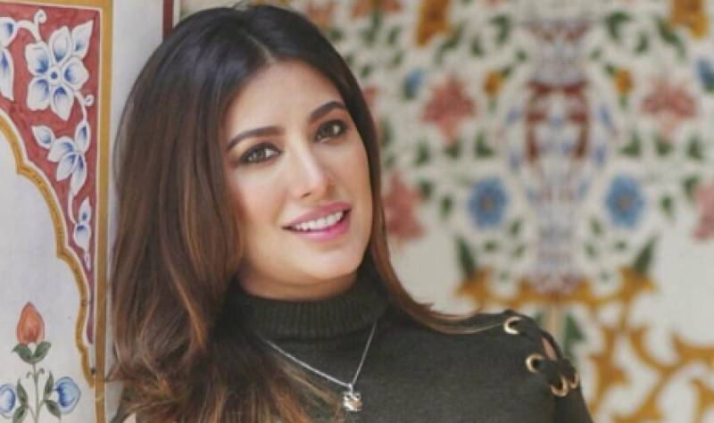 Mehwish Hayat encourages public to donate in PM's relief fund