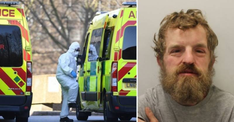UK man jailed for six months for ambulance theft