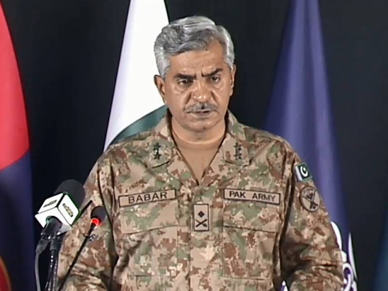 Country can't afford indefinite lockdown: DG ISPR