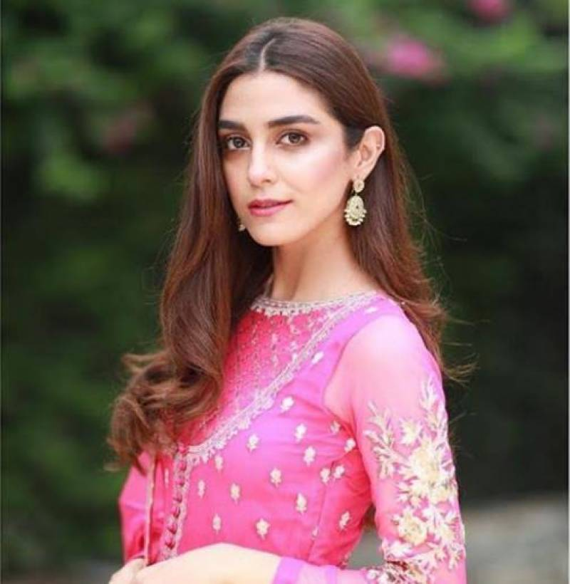Maya Ali shows off her culinary skills in self-isolation