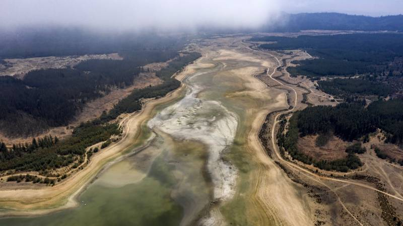 Chile drought causing water shortage amidst virus crisis