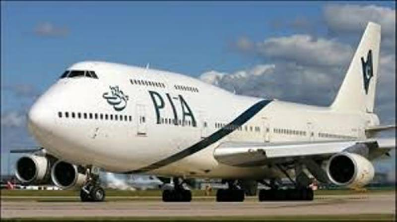 Another PIA flight takes off for Birmingham