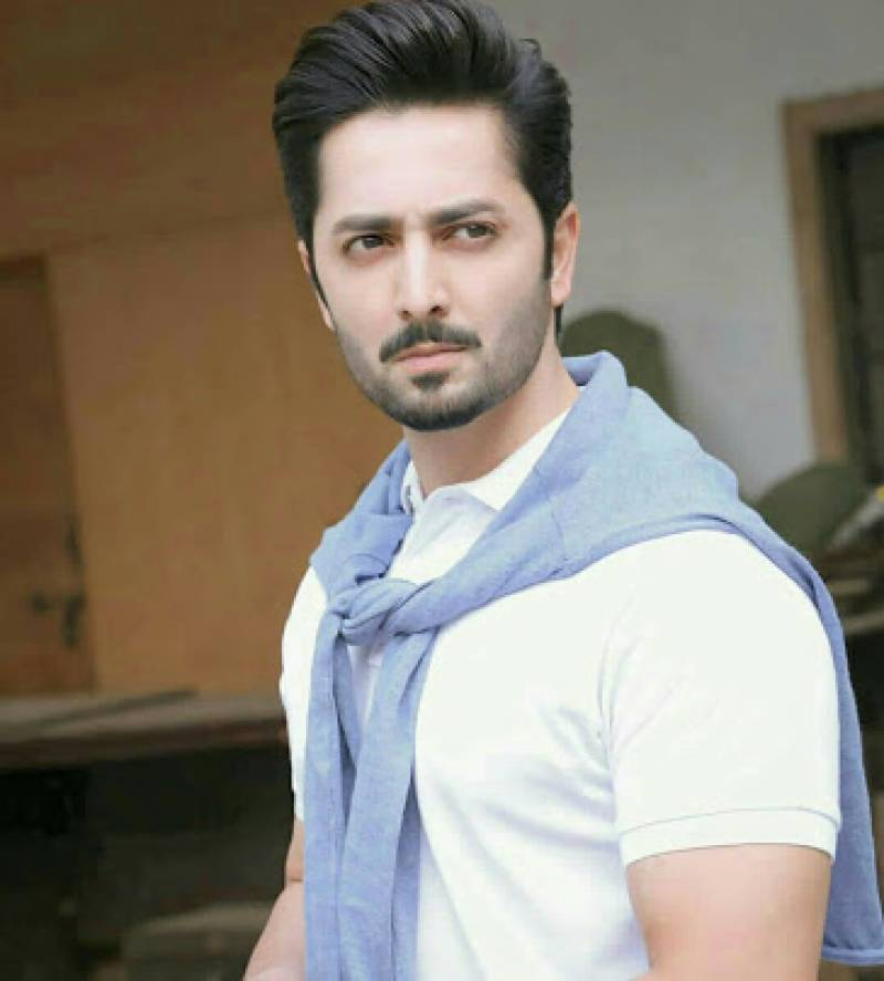 Danish Taimoor pens down heartfelt note for women in his life