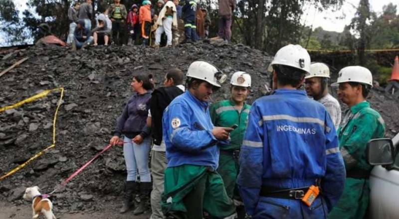 Eleven dead, four wounded in Colombian coal mine blast