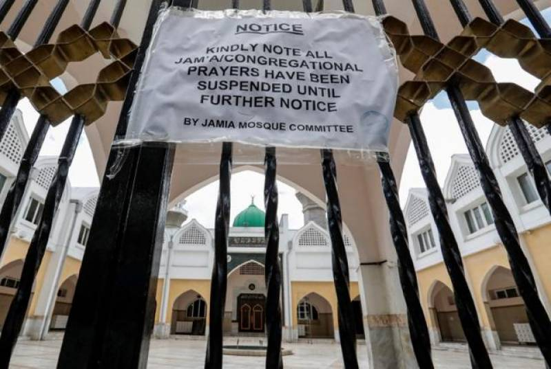 Hyderabad lawyers challenge closure of mosques in SHC