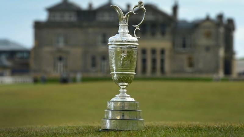 British Open Golf cancelled for first time since World War II due to virus