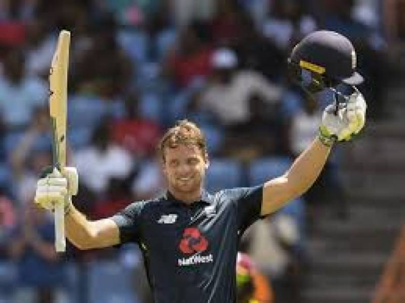 Buttler 'amazed' by success of World Cup shirt auction