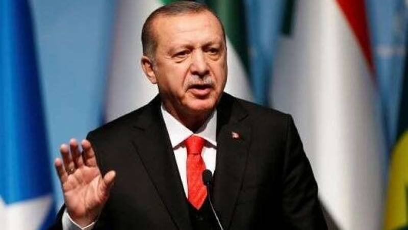 Erdogan says two pandemic hospitals to be built in Istanbul