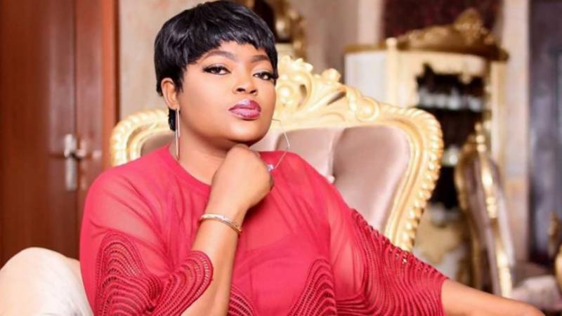 Nigerian actress arrested over party during virus lockdown