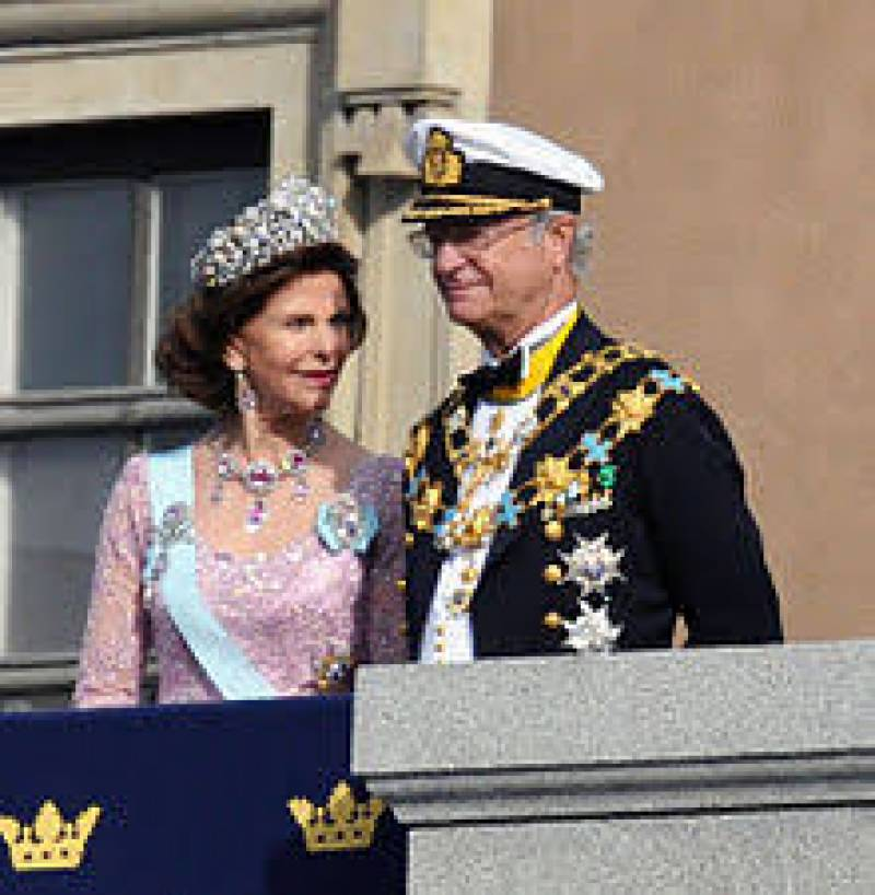 Sweden's king urges citizens to skip Easter travel