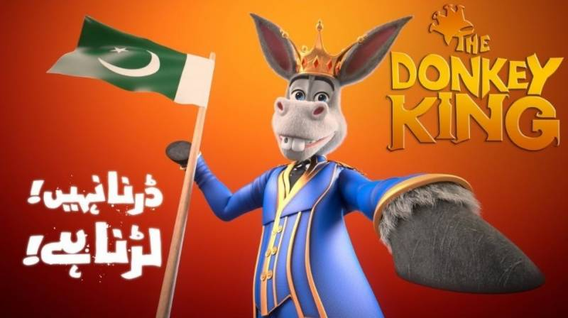 The Donkey King releases anthem against COVID-19