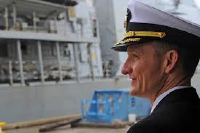 US navy captain fired for voicing virus concern tests positive: report