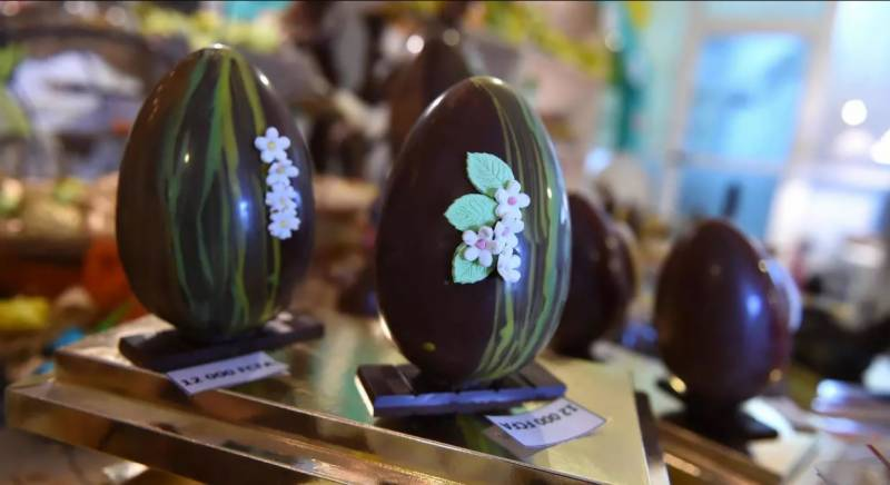 Eggcessive price hikes for Easter treats in virus-hit Italy