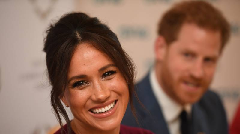Prince Harry and Meghan to start non-profit in US