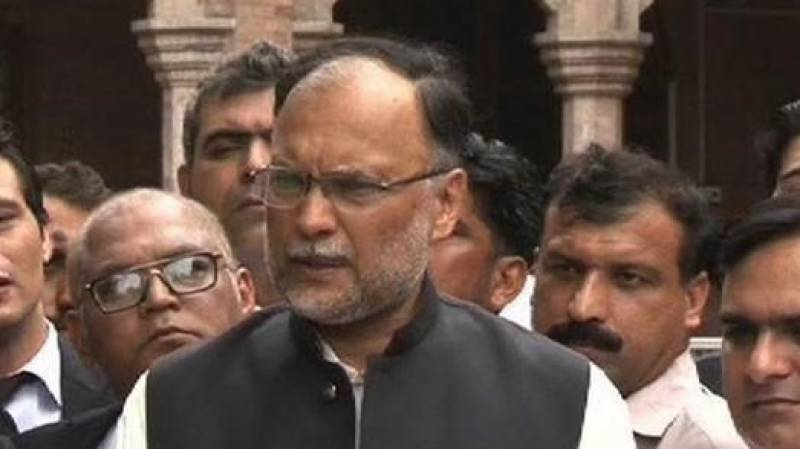 Reports confirmed corruption virus in PTI: Ahsan