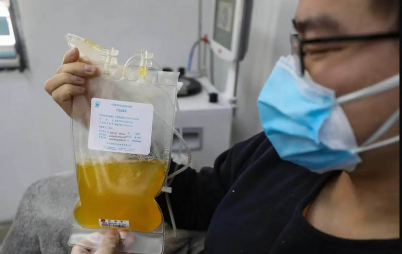 Two South Koreans recover from coronavirus after plasma therapy
