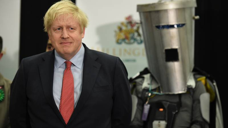 Britain's Johnson 'responding to treatment' but remains in intensive care