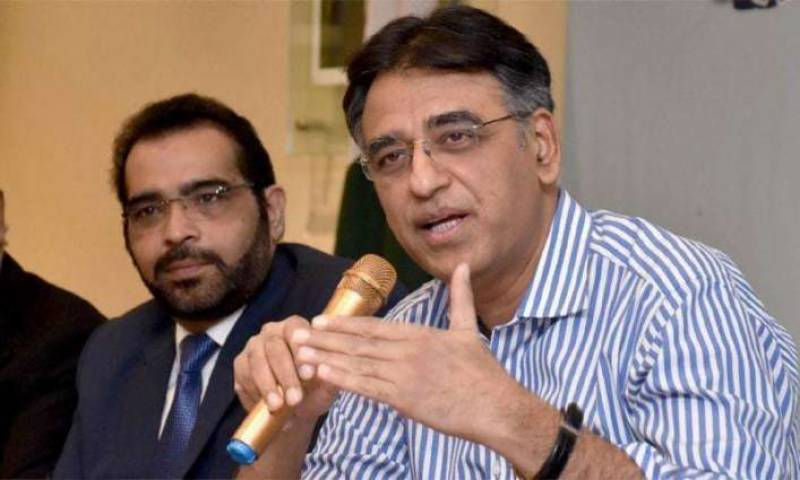 Decision on extension in lockdown to be made on April 13: Asad Umar