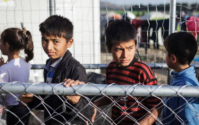 Germany to take up to 500 children from Greek camps