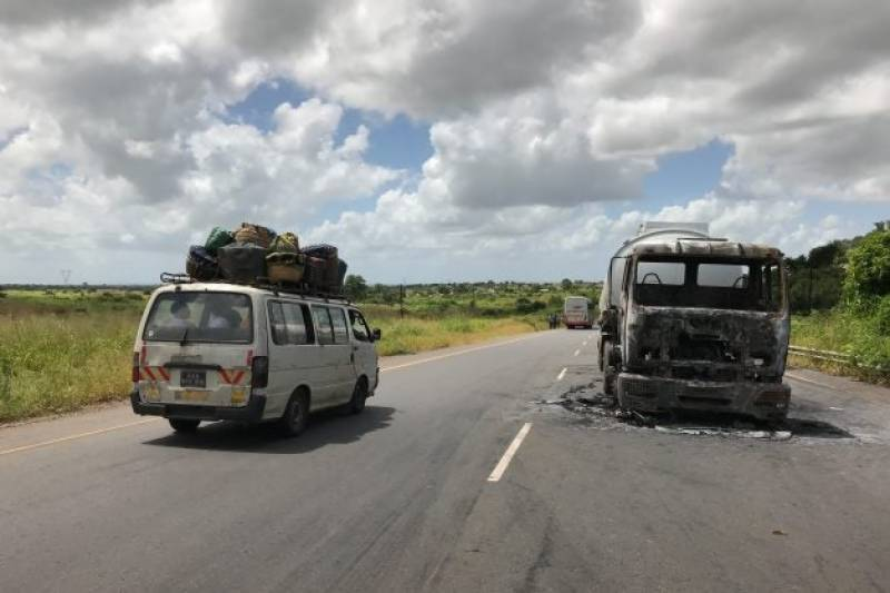 Jihadists stage series of fresh attacks in northern Mozambique