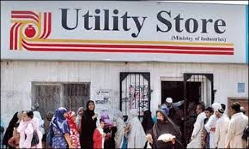 Relief at Utility Stores