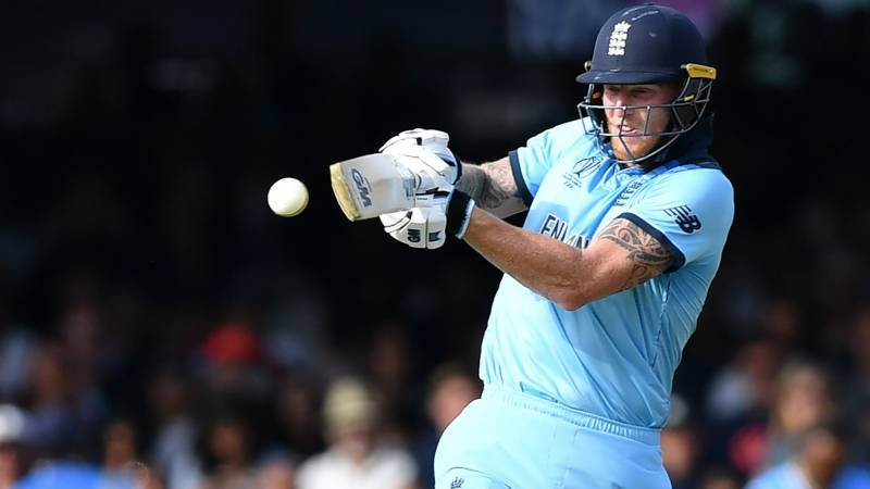 Stokes crowned Wisden's leading cricketer in world
