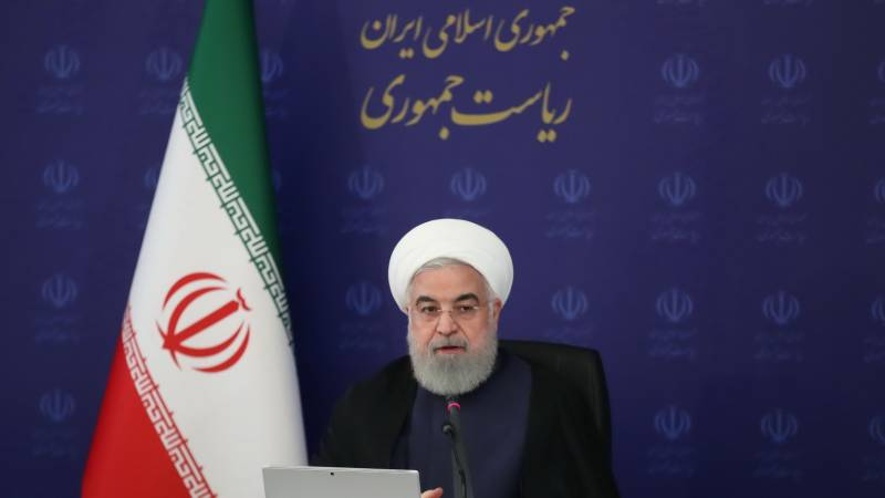 Virus-hit Iran urges IMF to approve its loan request