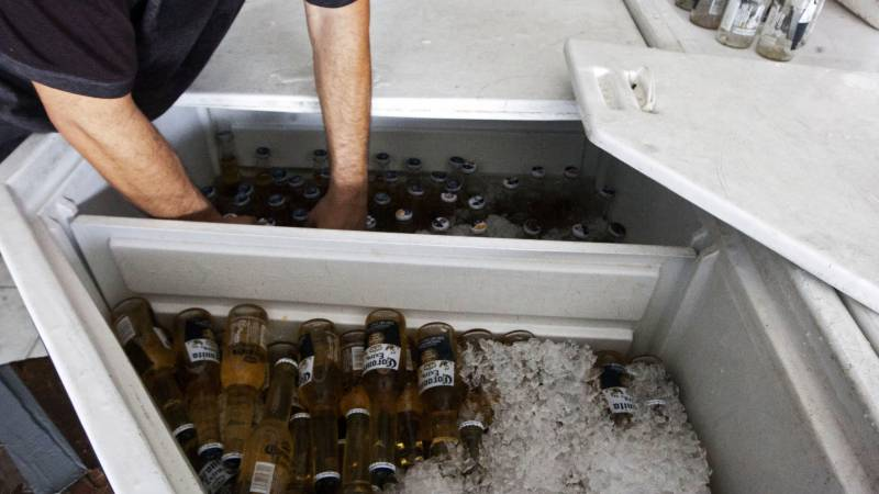 Europe's beer brewers fear a bitter summer as lockdowns drag on