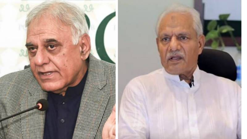 PCB announces departures of Haroon Rashid and Agha Zahid