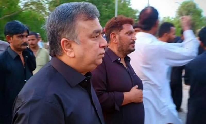 PM Khan expresses grief over demise of Syed Mehdi Shah