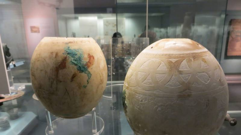 Scientists crack 5,000-year-old egg mystery