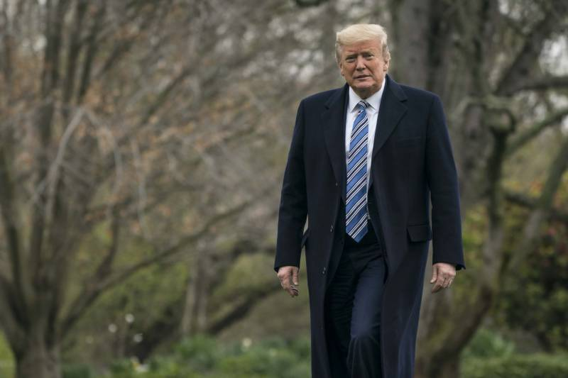 Trump says will make 'announcement' on US funding to WHO next week