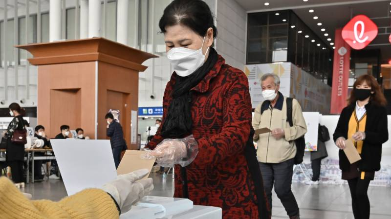 Votes for women: South Korea's first feminist party seeks parliament seats