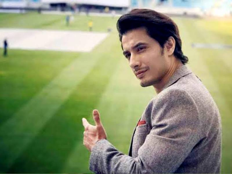 Ali Zafar turns poet during COVID-19 lockdown