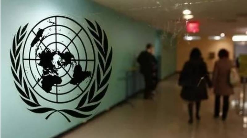 Despite disruptions, UN carries on by videoconference