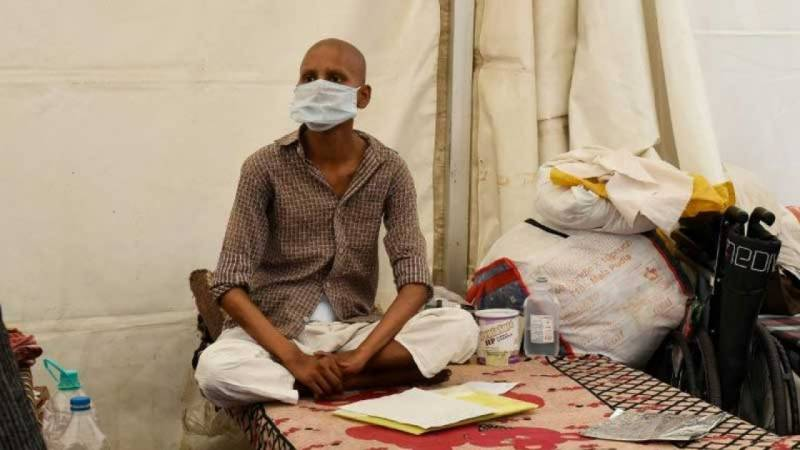 Pandemic spells death sentence for India's non-virus patients