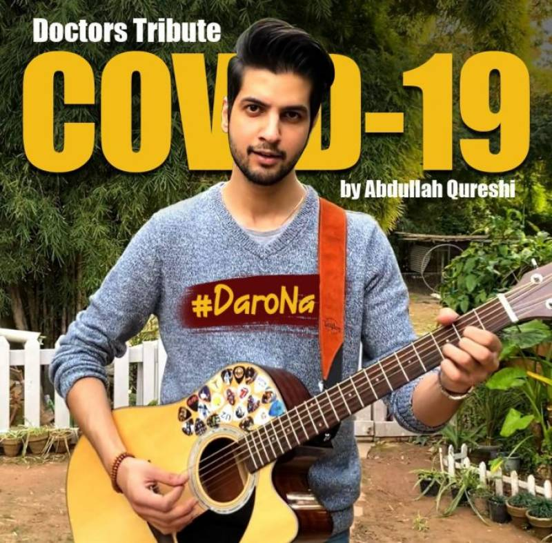 Abdullah's new single 'Daro Na' pays tribute to doctors